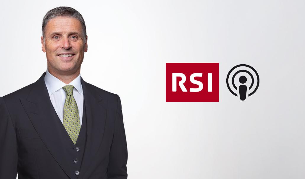 Michele Moor per RSI - Podcast