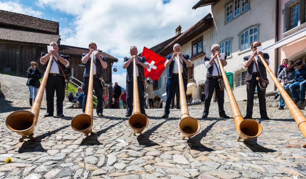 Tradizioni svizzere