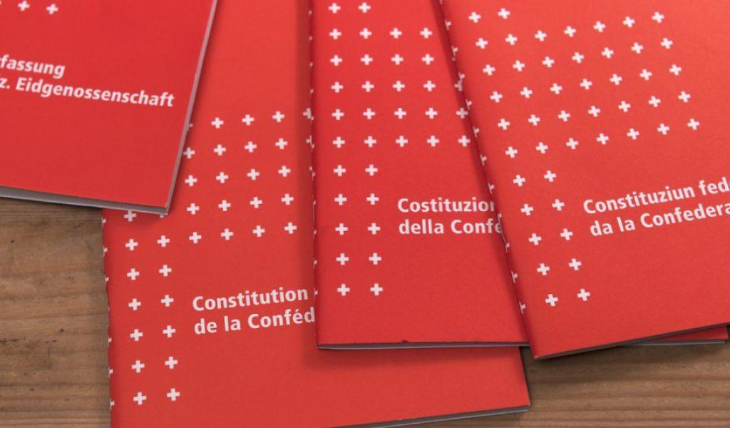 Costituzione svizzera